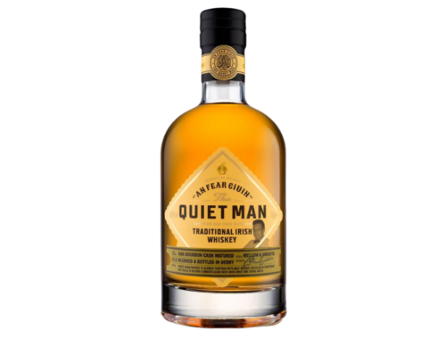 THE QUIET MAN BLENDED IRISH WHISKEY
